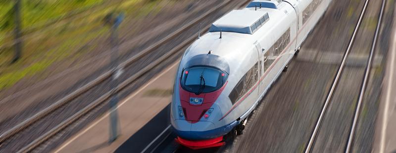 Скорость пассажирских перевозок